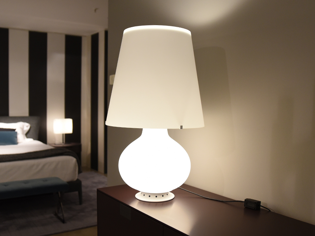 Fontana Arte | Fontana Lamp in quick delivery | Salvioni ...