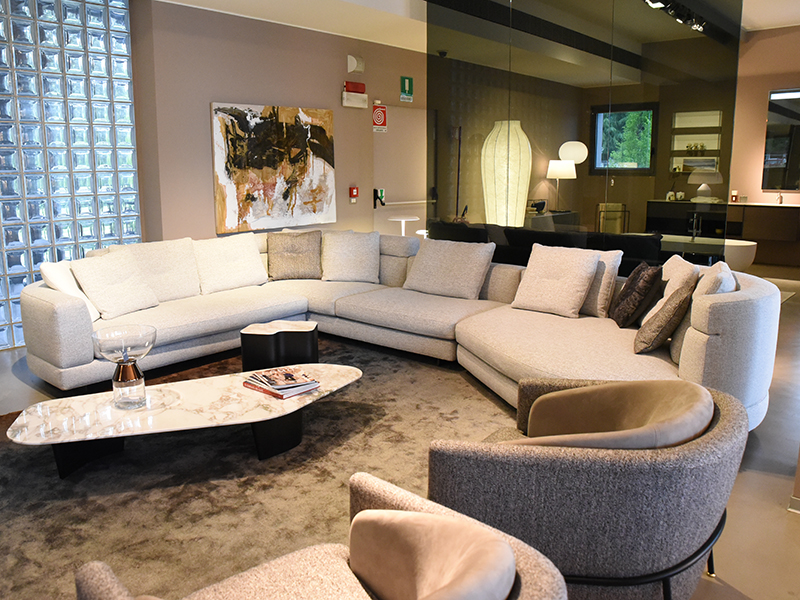 Divani In Pelle Minotti.Minotti Discover The Prices Of All The Products In Quick Delivery